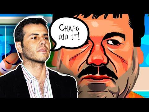 El Chapo Trial Vicente Zambada El Mayo
