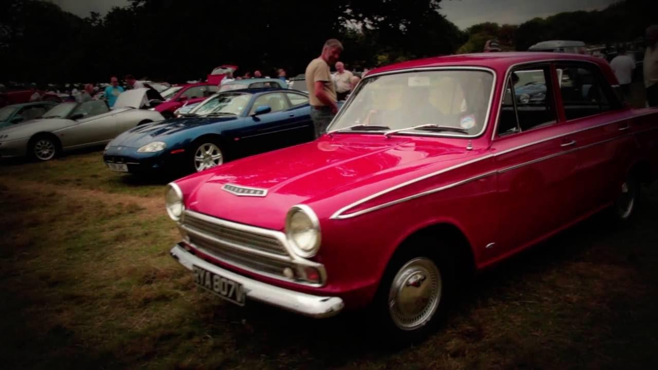 40 TH Thornfalcon Classics Car Show