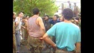 Война в Абхазии   1992 год  Сюжет от 30 08 92
