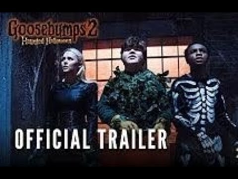 GOOSEBUMPS 2: HAUNTED HALLOWEEN - Official Trailer (HD) | Upcoming Trailer | Jnm Assembly