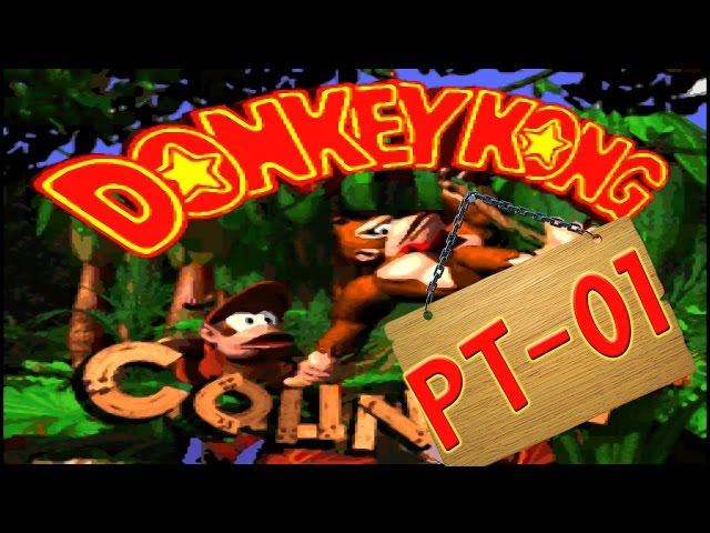 Donkey Kong - Gameplay - pt 01