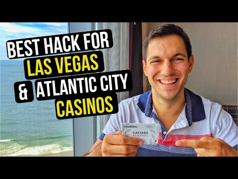How To Get TOP TIER Las Vegas Status (and Atlantic City)!