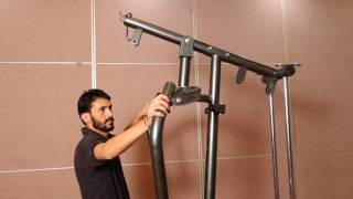 Fitting of Home Gym HG 005 or lifeline Home Gym