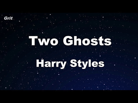 Two Ghosts - Harry Styles Karaoke 【No Guide Melody】 Instrumental