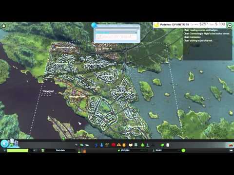 2015 03 12 Cities Skylines Rorvik Norway Duckstyle stream