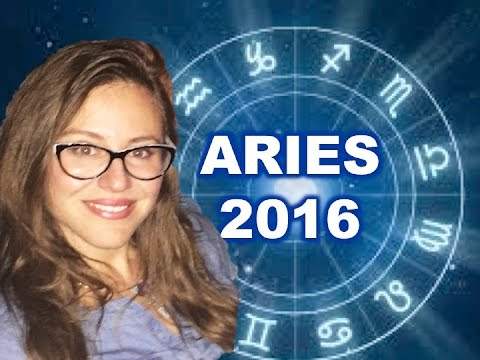 ARIES 2016 Horoscope. WORK OPPORTUNITIES! CLEANER LIFE