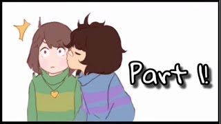 Ask frisk and chara