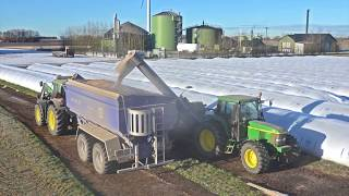 Grain Saver: Bagging And Extraction 2017
