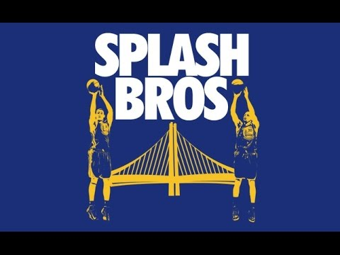 Stephen Curry & Klay Thompson - SPLASH...