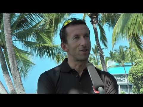 Ironman Hawaii 2012: Prerace-Interview Marino Vanhoenacker