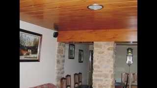 Techos de madera - TechosDeAluminio.com