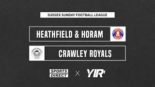 Highlights | Heathfield & Horam v Crawley Royals | 13.05.21
