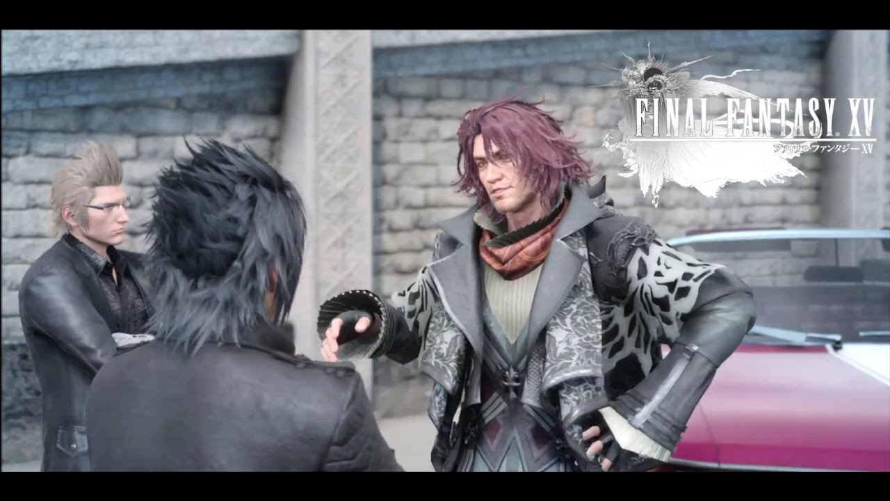 Final Fantasy XV The Way Of Gods And Kings Follow Ardyn