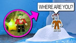JAILBREAK HIDE N SEEK ON NEW WINTER MAP!! (Roblox)