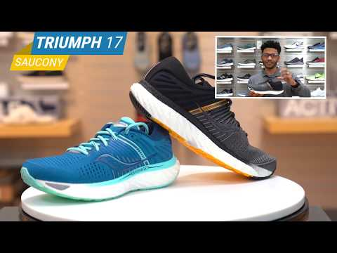 Saucony Triumph 17 First Look Review