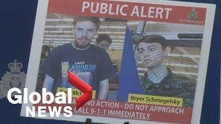 Shocking development in B.C. double murder investigation   HIGHLIGHTS