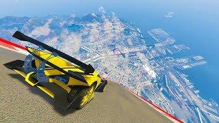 999 KM/H!!! - CARRERA GTA V ONLINE - GTA 5 ONLINE