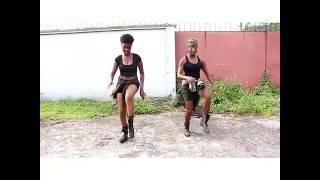 Timaya - bang bang (official) choreography