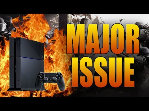 *WARNING* - RAINBOW SIX COULD DESTROY YOUR PS4 RIGHT NOW