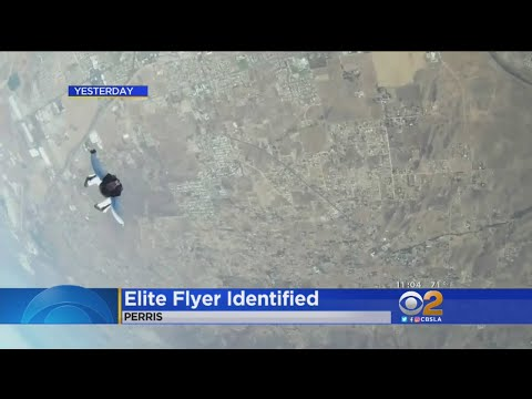 Skydiver Who Died In Perris Identified