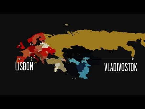Europe and Central Asia 2011 | From Lisbon to Vladivostok