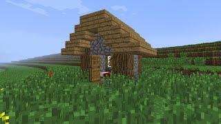 Как построить очень маленький и очень удобный дом в Minecraft(Пишите идеи в комменты) Приятного просмотра., 2015-07-20T11:56:55.000Z)