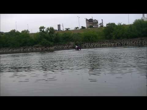 2017 6 6 HIROSHIMA still water freestyle kayaking