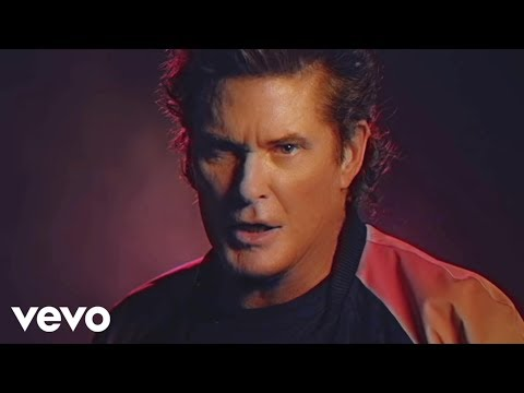 David Hasselhoff  True Survivor from Kung Fury