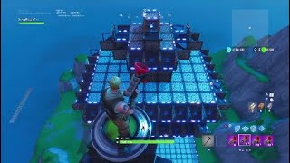 *NEW* WORLD RECORD! FASTEST GRAPPLE COURSE TIME! (CODE IN DESCRIPTION) (Fortnite Battle Royale)