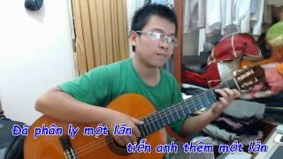 Hai Kỷ Niệm Một Chuyến Đi - Sáng tác: Tuấn Khanh & Hoài Linh - [Bolero - Guitar Instrumental]