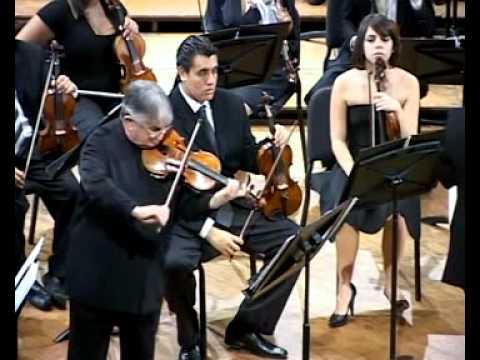 Beethoven: Violin Concerto - I mov. part III / Hasson · Orquesta Sinfónica Juvenil de Caracas