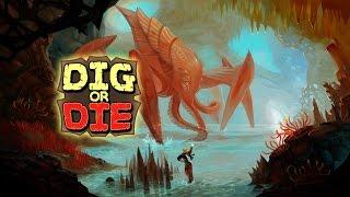 Dig Or Die #1 База и дренаж