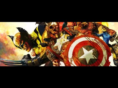 Marvel Zombies Supreme - Full Comic Movie