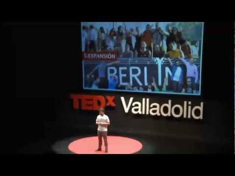 Emprendizaje en equipo, eje del cambio social: Iñigo Blanco at TEDxValladolid