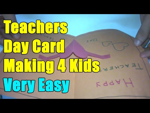 Card Making Ideas For Teachers Part - 30: Instructables