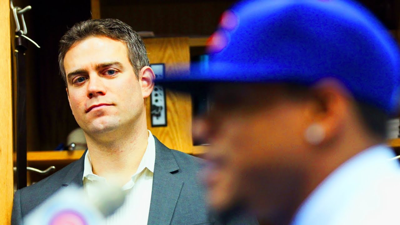 Cubs' Tommy La Stella accepts being target of prank