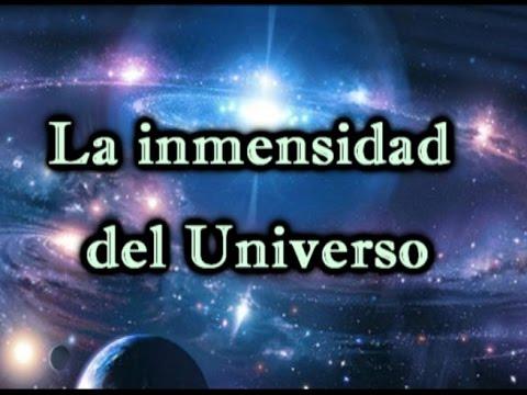 Resultado de imagen de La inmensidad del Universo