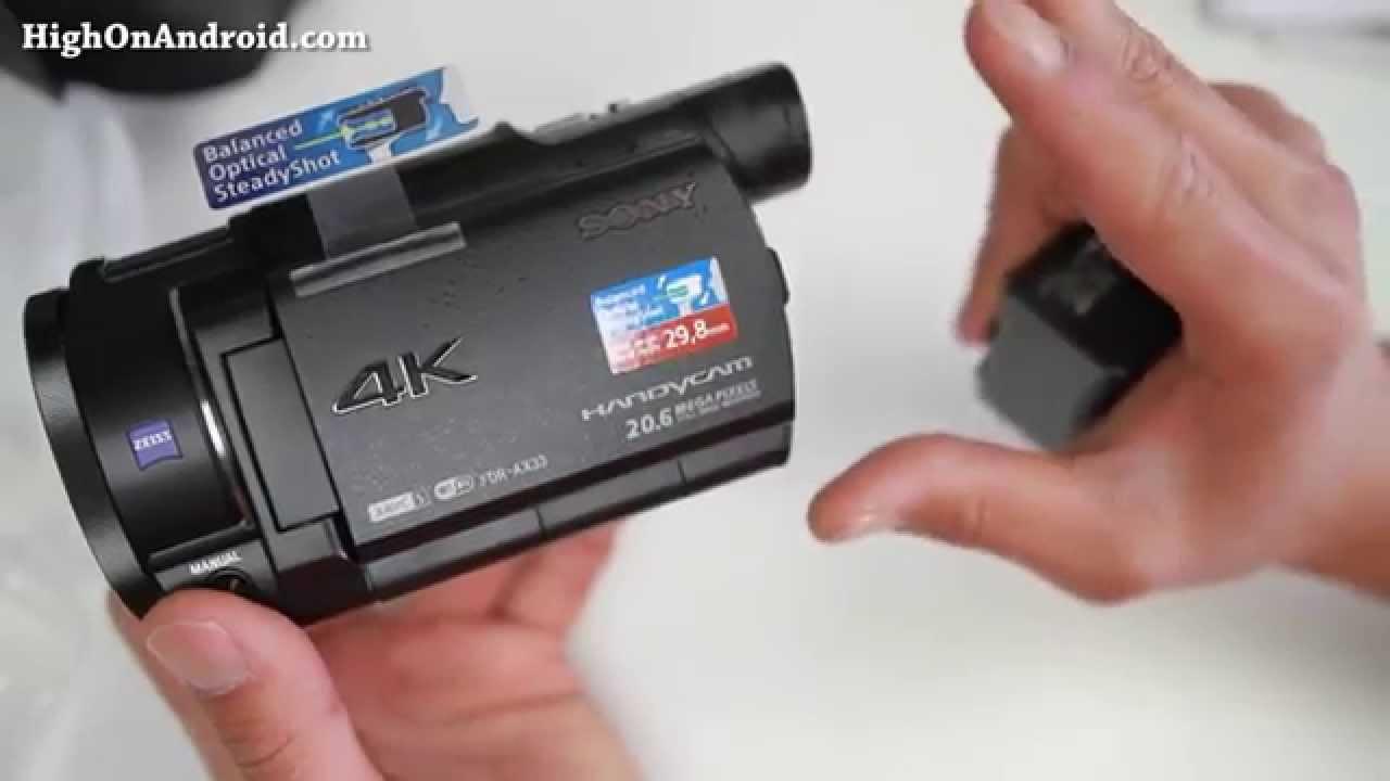 Kaspi магазин – видеокамеры sony fdr-ax33 black в кредит до 24 месяцев или в рассрочку 0% до 3 месяцев. Сравнивайте цены всех продавцов,
