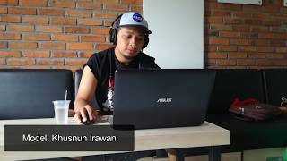 Review Laptop Game Murah ASUS X555QG