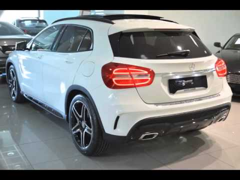 mercedes benz gla 220 cdi 4matic premium amg youtube. Black Bedroom Furniture Sets. Home Design Ideas