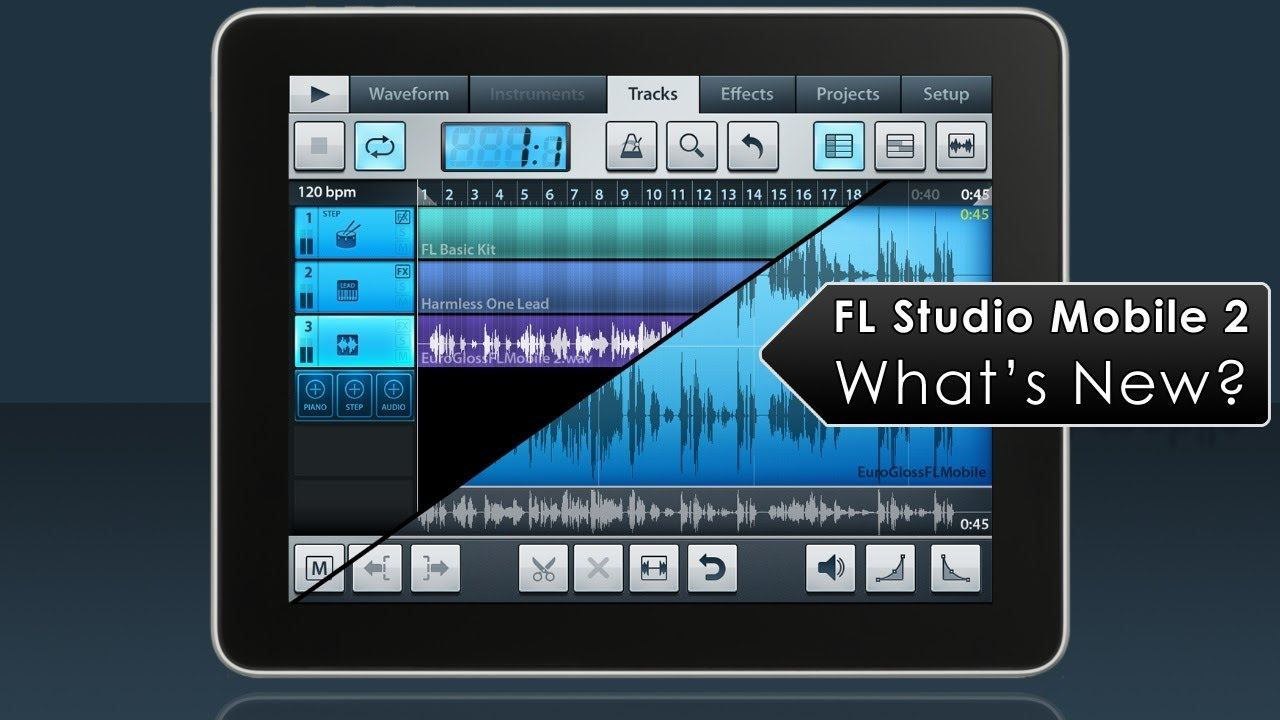 fruity loops studio free download for ipad