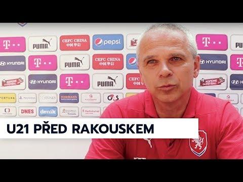 U21: Lvíčata před odvetou s Rakouskem