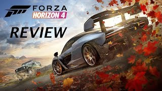 Forza Horizon 4 Review OHHHH The WATER! Xbox One X (Video Game Video Review)