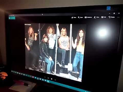 Τhis day in metal music  A Real Dead One,  Iron Maiden