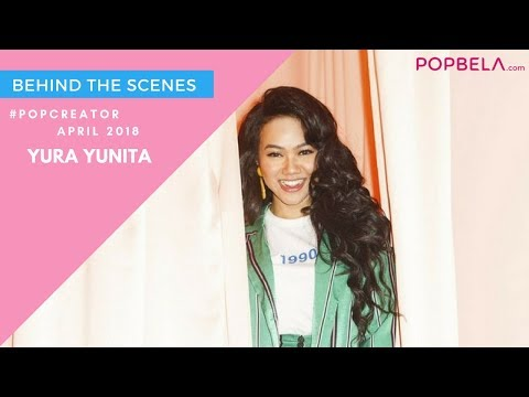 Yura Yunita For #POPCreator April 2018