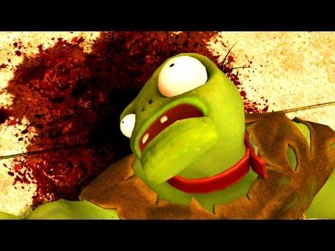 GARGANTUAR BOSS TORTURE! PvZ Garden Warfare PVZ mod | Iulitm | Plants vs Zombies - Видео из Майнкрафт (Minecraft)