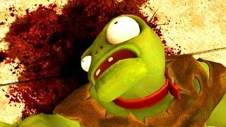 GARGANTUAR BOSS TORTURE! PvZ Garden Warfare mod thumbnail