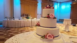 Seated Weddings at The Westin Dragonara Resort