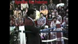 Muhammad Ali - 1983 - Original Footage - Digital West Video Productions and Multimedia