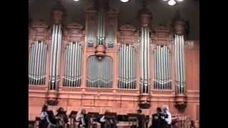 Отчетный концерт ДМШ 27 в БЗК